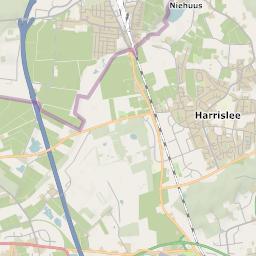 Flensburg Karte.Mtb Rad Wander Kreis Stadt Karte Flensburg