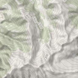 Mtb Bike Hiking County City Map Chur - Chur map