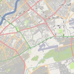 Mtb Bike Hiking County City Map Korangi Karachi