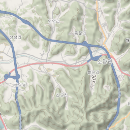 Mtb Bike Hiking County City Map Jeonju - Jeongju map